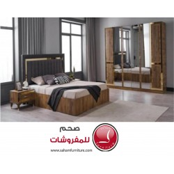 غرف النوم الرئيسية